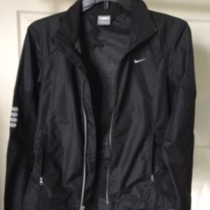 Nike (original) Light Sports Jacket - Black